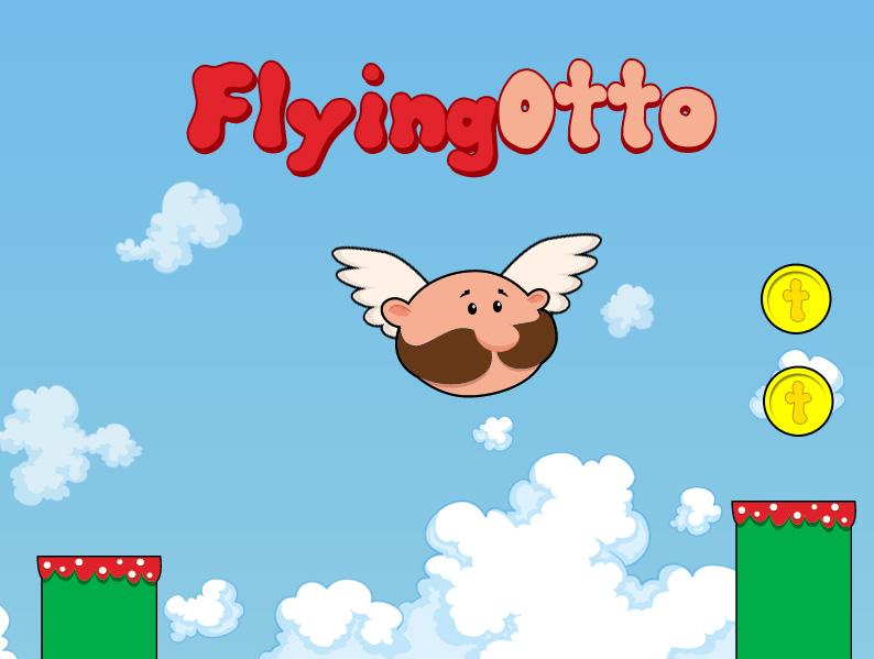 Flying Otto- screenshot