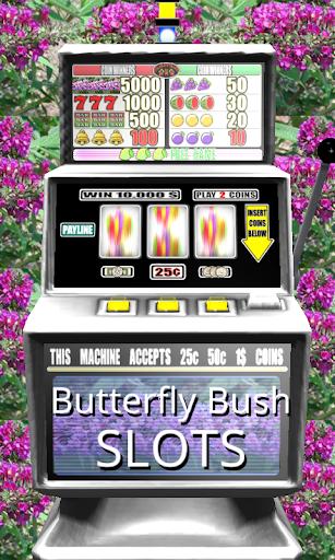 3D Butterfly Bush Slots