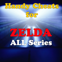 Zelda all series Cheats logo