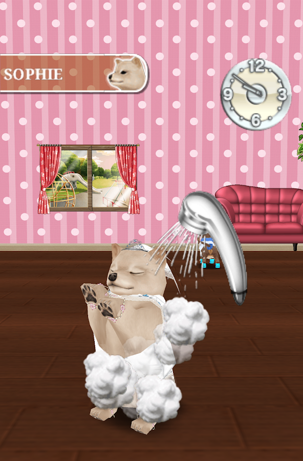 My Dog My Room Free - screenshot