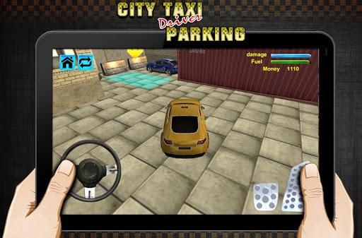 玩賽車遊戲App|市タクシー運転手の駐車3D免費|APP試玩