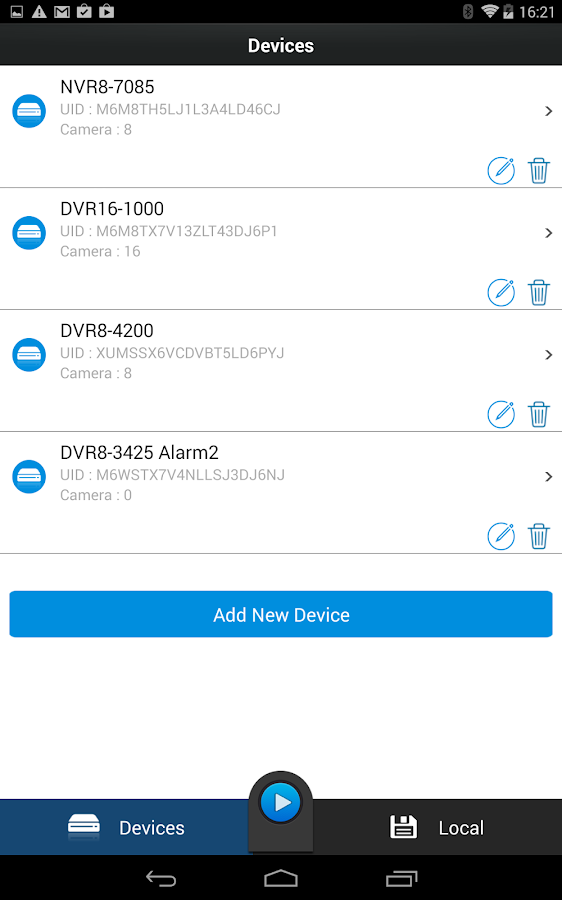 how to connect to my swann dvr remotely