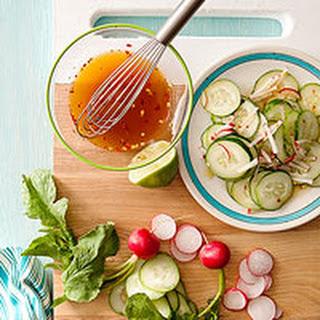 Cucumber and Radish Salad Recipe