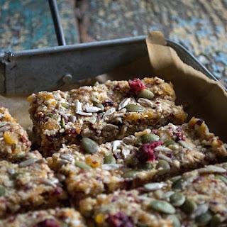 Vegan Fruit Nut Bars Recipes.