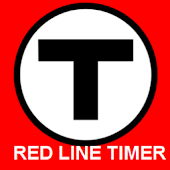 MBTA Red Line Timer