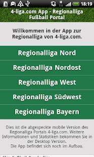 Regionalliga - 4-liga.com - screenshot thumbnail
