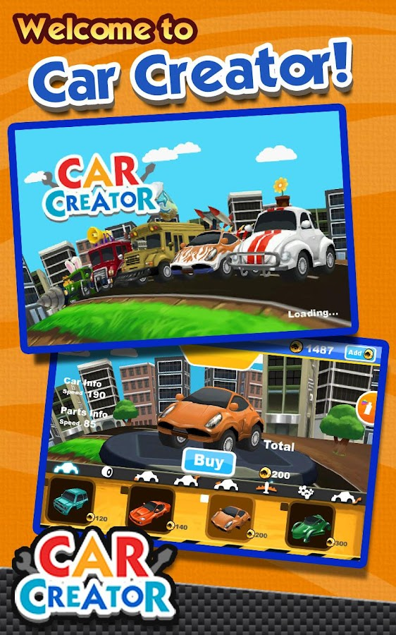 Car Creator: Test Drive - screenshot