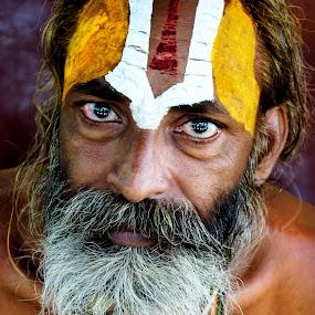 by Anchor Gargi - People Portraits of Men