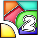 Color Fill 2 - Tangram Blocks icon