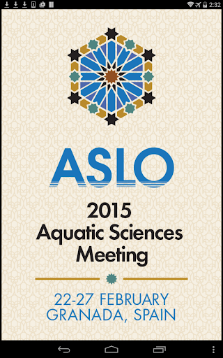 2015 ASLO Meeting in Granada