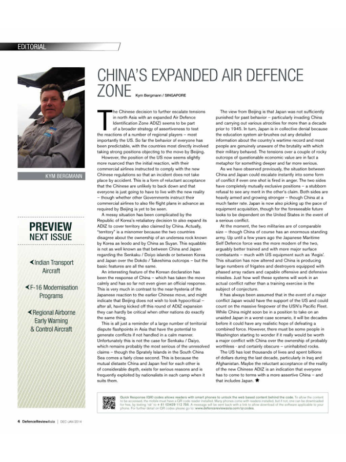Defence Review Asia- screenshot