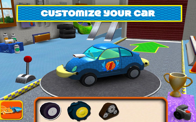Team Umizoomi Car Games