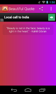 Beautiful Quotes- screenshot thumbnail