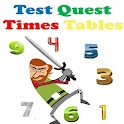 Times Tables Test Quest icon