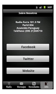 Radio Farra - screenshot thumbnail