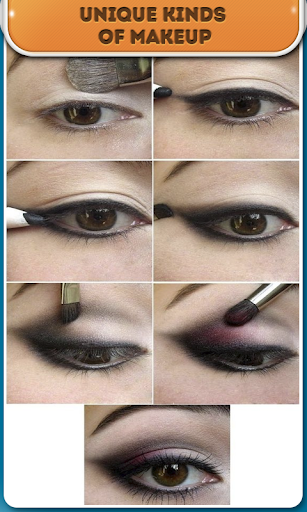 【免費娛樂App】Step by step makeup-APP點子