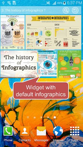 Infographic Search