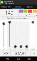 Screenshot of Drummer's Metronome