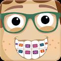 Dental Brace Booth icon