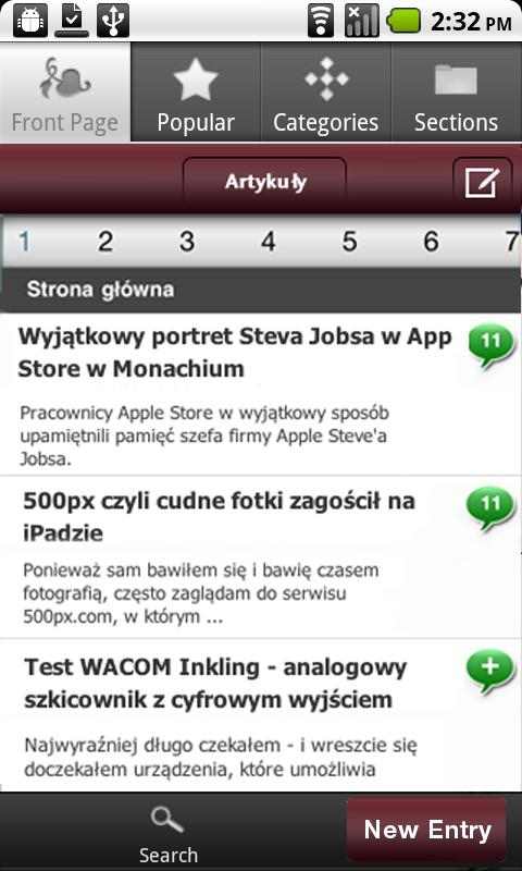 Maqowisko - screenshot