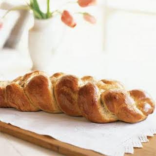 Greek Easter Bread.