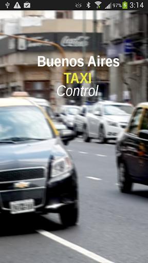 Buenos Aires Taxi Control