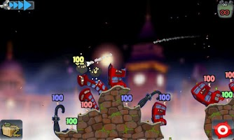 Screenshot of ZZSunset Worms
