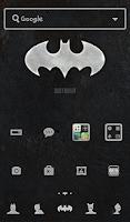 Screenshot of Betman dodol theme