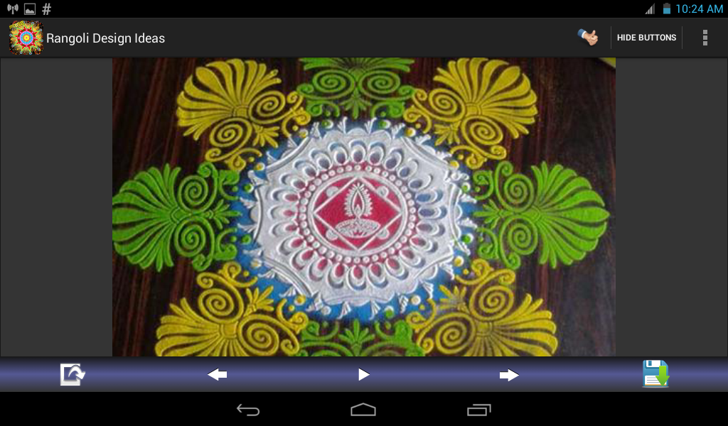 Rangoli Design Ideas Android Apps On Google Play