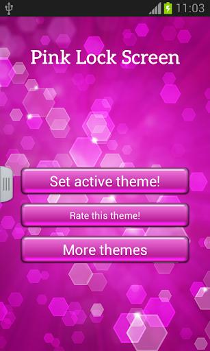 玩免費個人化APP|下載粉红色的锁屏 app不用錢|硬是要APP