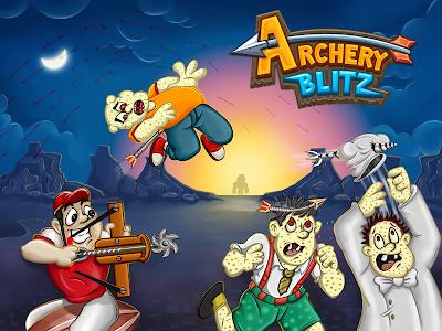 Archery Blitz - Shoot Zombies v1.0.3