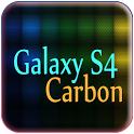 Galaxy S4 Carbon Theme icon