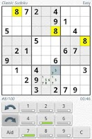 Screenshot of Sudoku Break