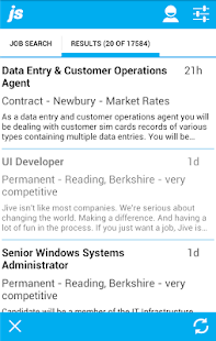 Jobs & Career Search- screenshot thumbnail