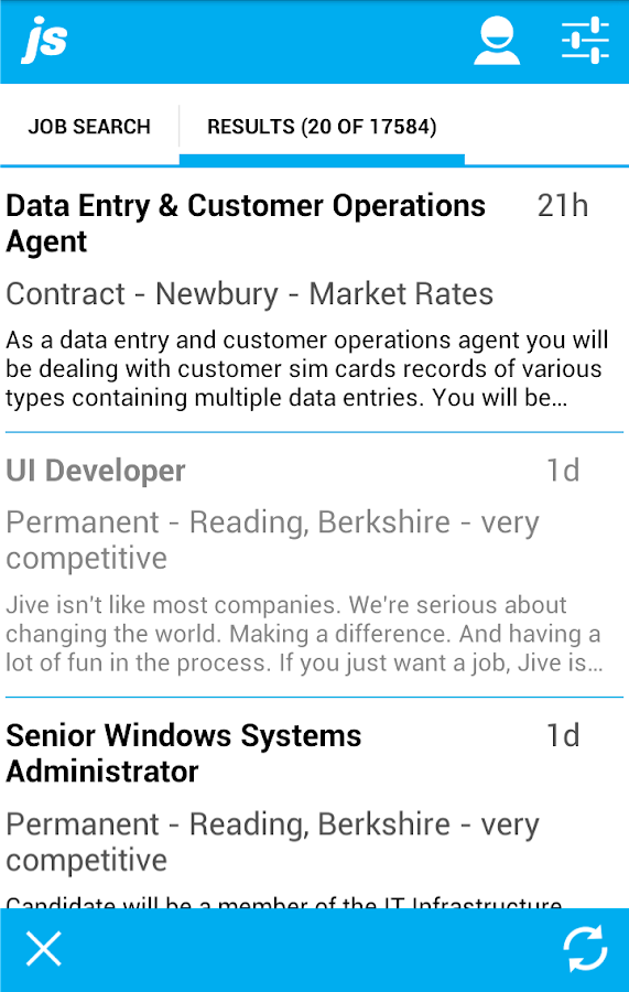 Jobs & Career Search- screenshot