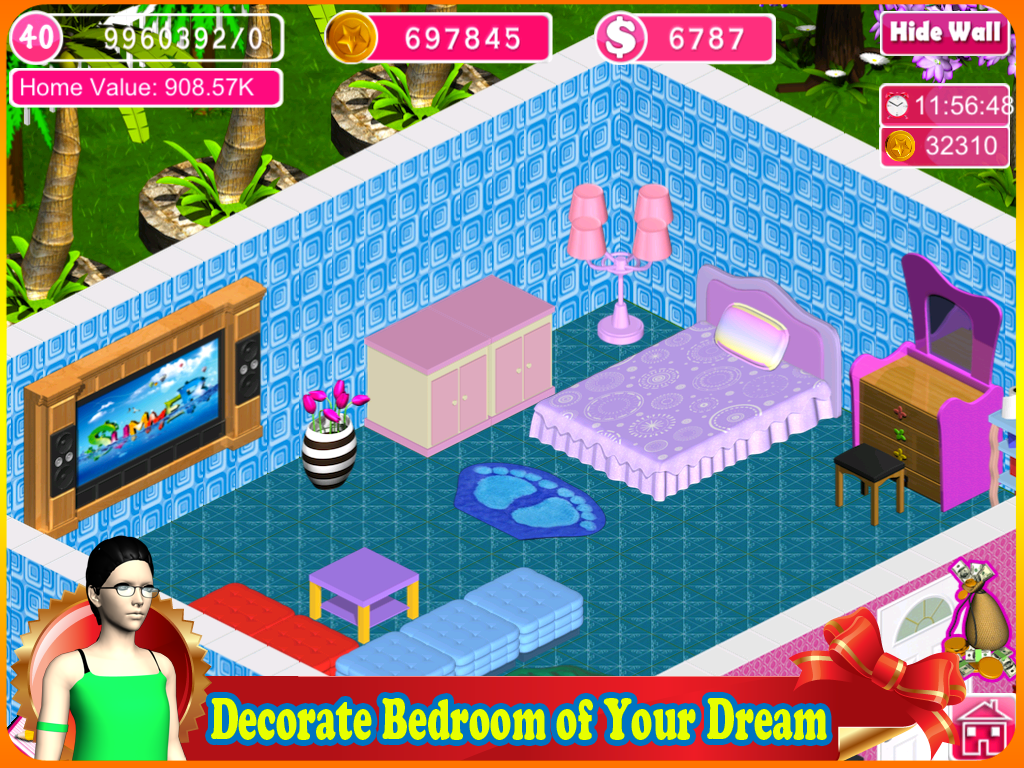 Home Design Dream House Screenshot