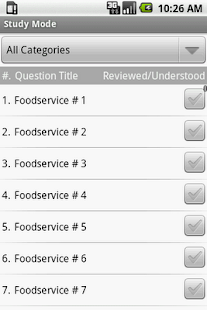 Registered Dietitian Exam Prep - screenshot thumbnail