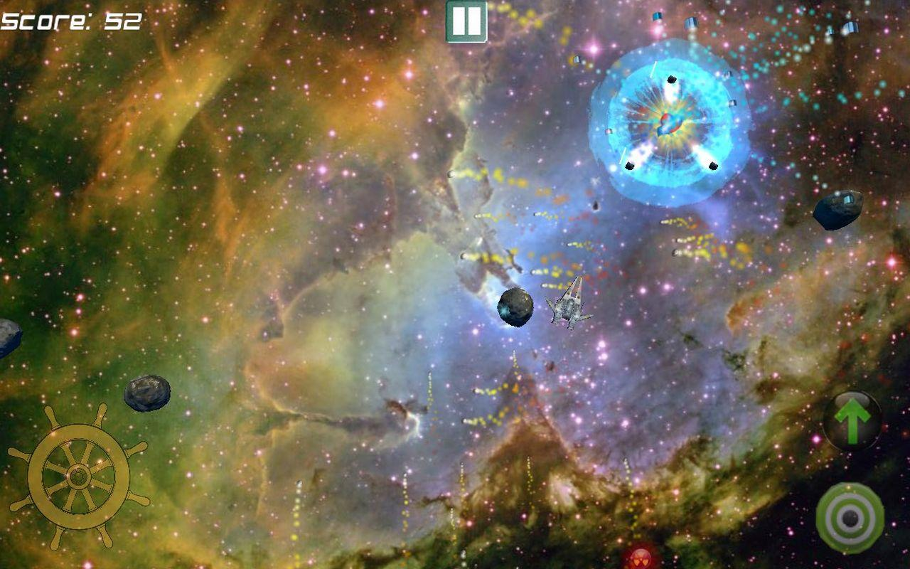 Satellite Assault Lite- screenshot