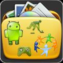 Apps Organizer-Create Folders icon