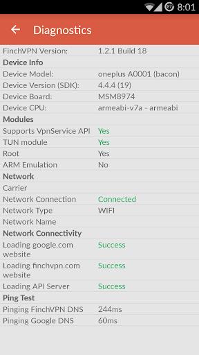【免費工具App】Free & Premium VPN - FinchVPN-APP點子