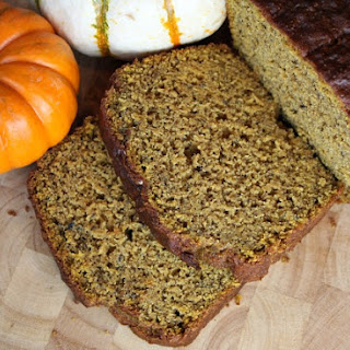 Spicy Whole Wheat Pumpkin- Banana Bread