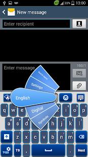 键盘的Android