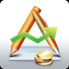 AndroMoney ( Expense Track ) icon