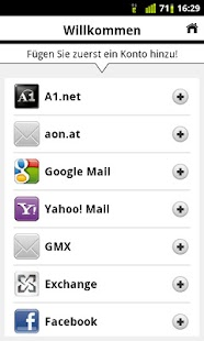 A1 Mobile Mail - screenshot thumbnail