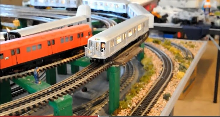 Subway Train Toys Review - screenshot