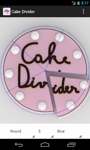 Cake Divider- screenshot thumbnail