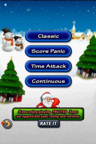 Fruited Xmas - screenshot