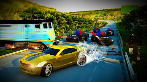 Highway Traffic Racer Car Game