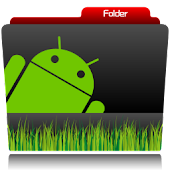Colorful Folders HD GO Launche