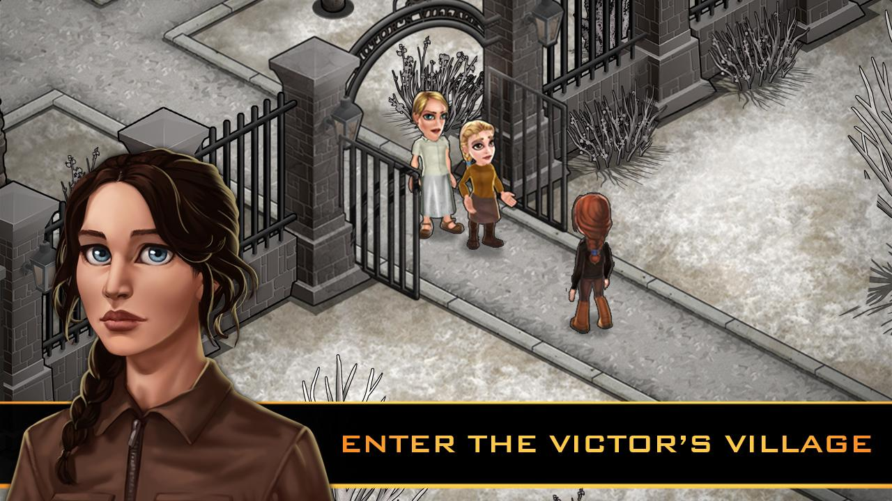 The Hunger Games Adventures - screenshot